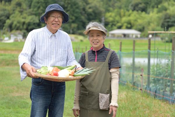 おかやまオーガニック・食の未来・岡山農家・有機野菜栽培・販売