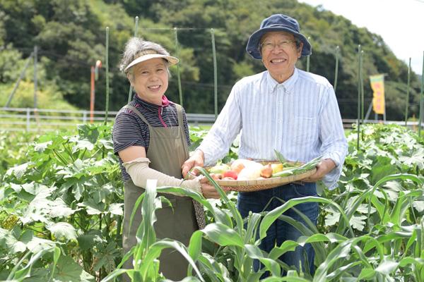 おかやまオーガニック・有機野菜・無農薬・野菜・オーガニック